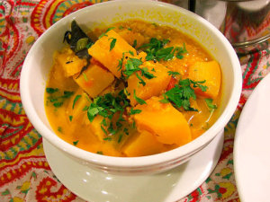 curry-calabaza